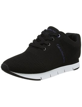 Calvin Klein Jeans Women's Tada Mesh Low Top Sneakers by Calvin Klein Jeans