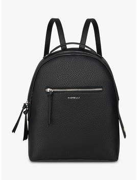 Fiorelli Anouk Large Backpack, Black by Fiorelli