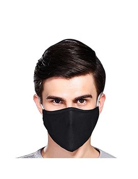 Supow® Outdoor Sports Masks, Anti Dust Pm2.5 Professional Protective Mouth Unisex Cotton Korean Style Face Mouth Mask Respirator Health Air Pollution Filter Antifogging Lovely Cycling Mouth Muffle Dustproof Repeated Use Dust Prevention Mask Visor For..... by Supow