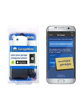Garage Mate: Open Your Garage With Your I Phone Or Android. Easy Setup. Secure. Bluetooth4.0 by Garage Mate