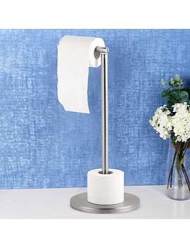 Manhattan Toilet Roll Butler by Dunelm