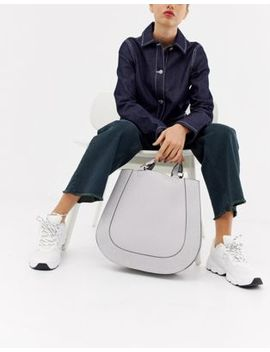 Asos Design Saddle Shopper Bag by Asos Design