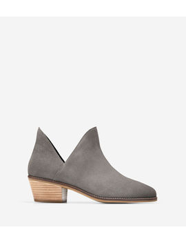 Quinn Bootie (45mm) by Cole Haan