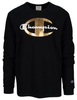 Champion Timberland Heritage Luxe Ls T Shirt   Men's by Champion