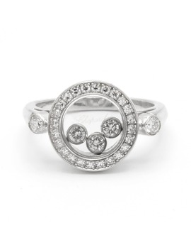 Happy Diamonds White Gold Ring by Chopard
