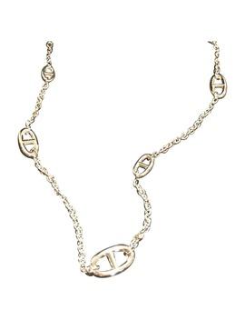 Chaîne D'ancre Silver Necklace by Hermès