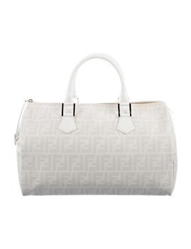 Zucca Duffle Bag by Fendi