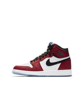 Air Jordan 1 Retro High Og Boys' Shoe. Nike.Com Ae by Nike