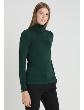 Turtle Neck Basic Jumper   Trui by Cortefiel