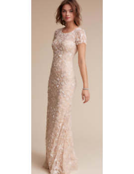 Bhldn Essex Gown   A Bhldn Exclusive by Ebay Seller