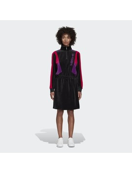 Track Jacket Dress by Adidas