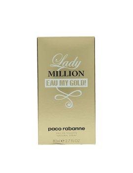 Paco Rabanne Lady Million Eau My Gold Eau De Toilette Spray For Her 80 Ml by Paco Rabanne