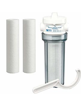 Watts Wh Ld Premier Whole House Water Filtration System by Watts Premier