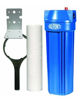 Du Pont Wfpf13003 B Universal Whole House 15,000 Gallon Water Filtration System by Du Pont