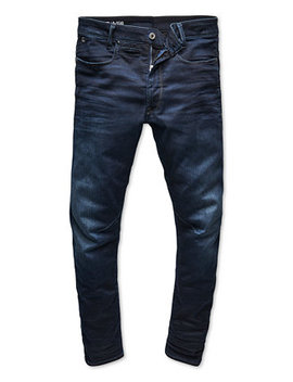 Men's D Staq 3 D Skinny Jeans, Created For Macy's by G Star Raw
