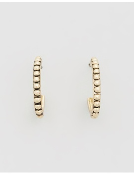 From The Earth Mini Hoop Earrings by Samantha Wills