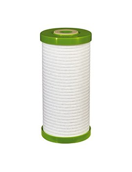 Filtrete Large Capacity Whole House Grooved Water Filter, 5 Microns, Sump Style Drop In Filter, (4 Wh Hdgr F01) by Filtrete