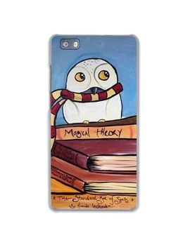 Owl And Books Harry Potter Case For I Phone Xs X 8 7 Plus 6 5 Se Samsung S9 S8 A8 by Unbranded/Generic