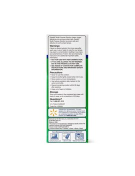 Equate Sterile Multi Purpose Contact Solution , 12 Oz, 2 Pk by Equate