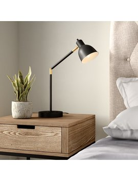 """Greyleigh Kress 20.75"""" Desk Lamp & Reviews by Greyleigh"""