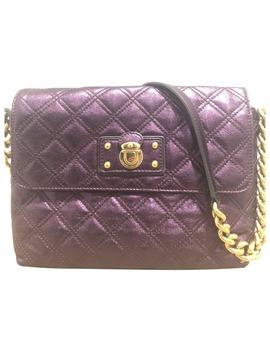 Single Leather Handbag by Marc Jacobs