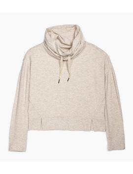 Miya Funnel Neck Sweatshirt by Ugg