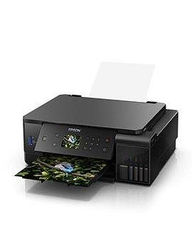 Epson Eco Tank Et 7700 A4 Print/Scan/Copy Wi Fi Photo Printer by Epson