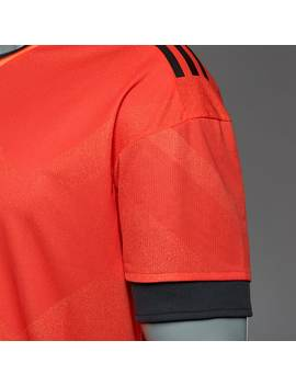 Adidas Tango Shirt    Solar Orange/Schwarz by Pro Direct Soccer