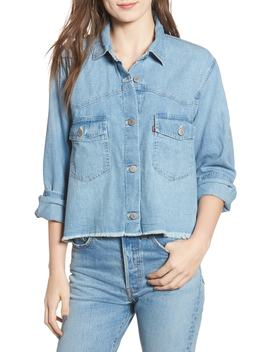 Addison Crop Denim Shirt by Levi's®