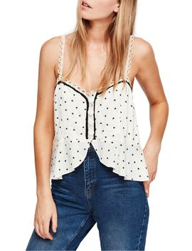 True To The Heart Tank by Free People