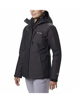Columbia Women's Whirlibird Interchange Jacket, Waterproof And Breathable by Columbia