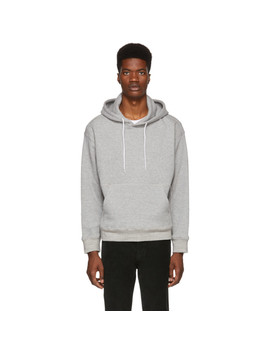 Grey Peter Hoodie by Golden Goose
