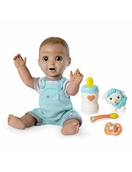 Luvabeau Interactive Talking Baby Doll With Expressions & Movement, Ages 4 & Up by Luvabella
