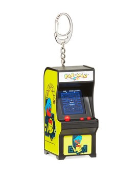 Kids' Tiny Arcade Pac Man Key Chain by Neiman Marcus