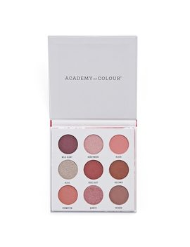 Academy Of Colour 9 Shade Cranberry Eyeshadow Palette by Kohl's