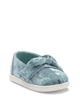 Alpargata Knotted Flat (Baby, Toddler, & Little Kid) by Toms