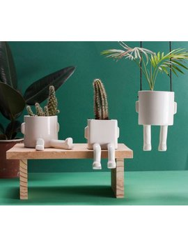 Pack 3 Planters by Etsy