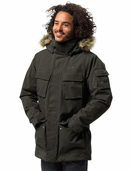Jack Wolfskin Men's Glacier Canyon Parka Waterproof Insulated Field Jacket by Jack Wolfskin