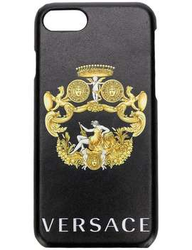 Front Emblem Iphone 7/8 Case by Versace