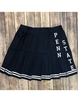 Penn State Cheer Skirt / Penn State Shirts / Psu Clothes / Nittany Lions / College Tube Top / Game Day Clothes / Tail Gate Clothing by Etsy