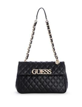 Sweet Candy Large Quilted Satchel by Guess