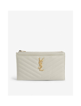 Zipper Pouch by Saint Laurent
