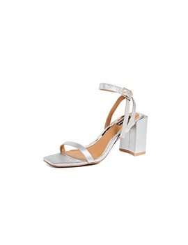 Essential Lizard Heel Sandals by Jaggar