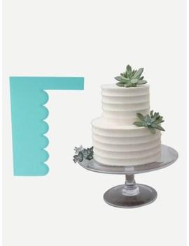 Cake Scraper 1pcs by Sheinside