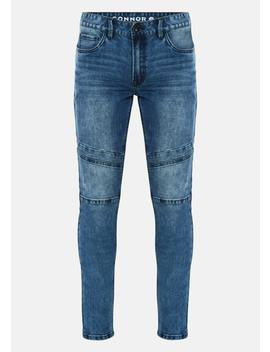 Blue Napier Skinny Jean by Connor