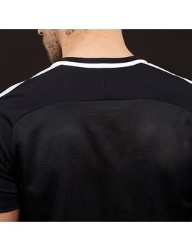 Nike Dry Academy Ss Top   Black/White/White by Pro Direct Soccer