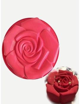 Rose Shape Cake Mold by Sheinside