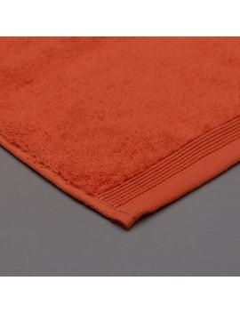 Reusch Gk Match Towel   Shocking Orange/White by Pro Direct Soccer