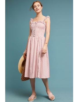 Marmont Corseted Dress by Steele