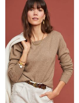 Foster Cashmere Sweater by Pine Cashmere